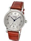 18世紀に時計製造が始められ、ドイツの時計・宝飾業界の中心地として繁栄したドイツ・フォルツハイムに、1924年ウォッチケース製造を開始したIckler社は、数多くの高級ブランドウォッチケースを委託製造しています。 「LIMES」(リメス)はIckler社のプライベートブランドです。 80年に及ぶ経験と創造性が存分に生かされた、知る人ぞ知る隠れた逸品がわずか20人余りの工房で生産され、ドイツ、アメリカ、そして日本の市場のみで販売されています。 大量生産ではないウォッチの味わいをお楽しみ下さい。
